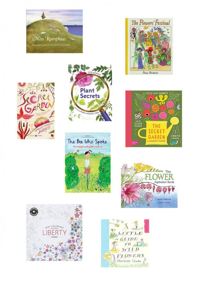 Bee & Flower Children's Books By Vanessa Gerbrandy