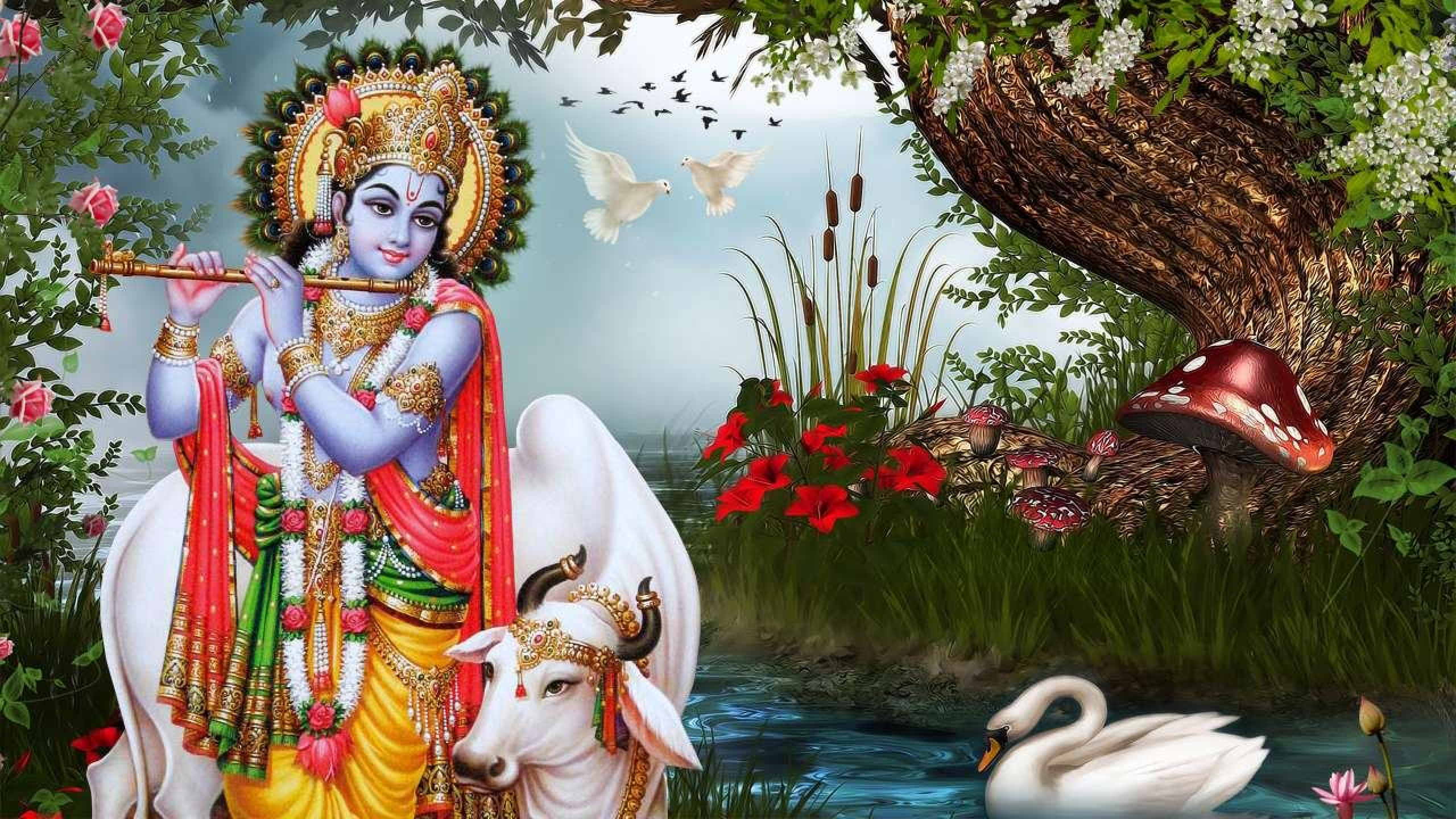 Lord Krishna Wallpapers HD Photos, Images, Pictures Download